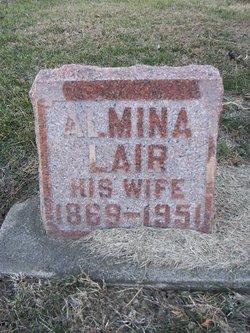 """Almina J """"Minnie"""" <I>Lair</I> Kerns"""