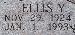 Ellis Yeates Hall