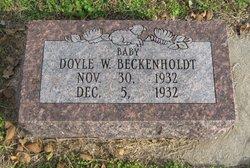 Doyle W. Beckenholdt