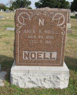 Anna K. Noell