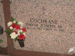 David J Cochrane, Jr