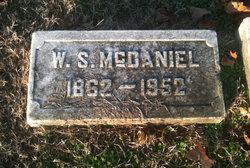 William Sidney McDaniel, Sr