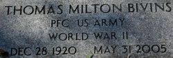 Thomas Milton Bivins