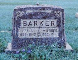 Mildred <I>Scott</I> Barker