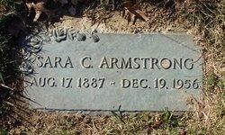 Sara C <I>Neville</I> Armstrong