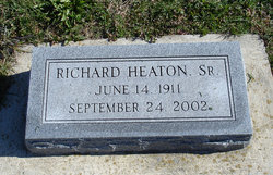 Richard Heaton, Sr