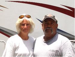 Chico & Brenda Manzie