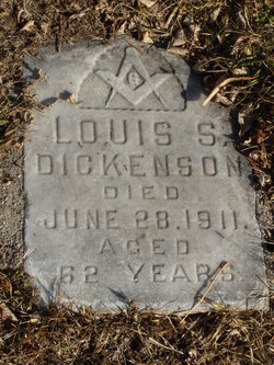 Louis S Dickenson