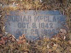 Rev Josiah McClain