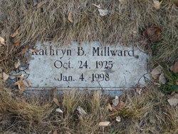 Kathryn B Millward
