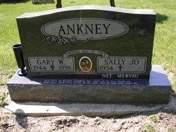 Sally Jo <I>Mervau</I> Ankney