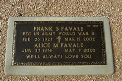 Frank S Favale