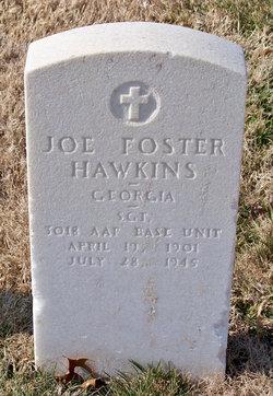 Joe Foster Hawkins