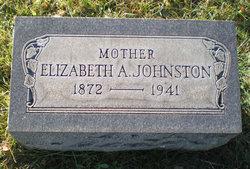 Elizabeth A Johnston