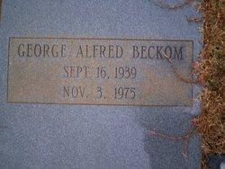 George Alfred Beckom