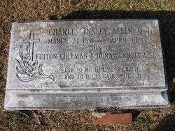 Dr Charles Insley Allen