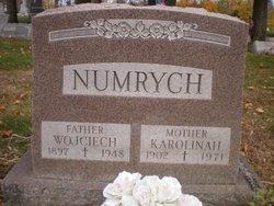 Karolinah <I>Luszczki</I> Numrych