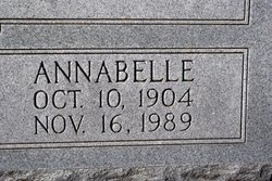 Annabelle <I>Magee</I> Green