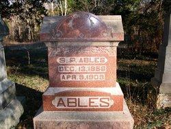"Alexander P ""Sandy"" Ables"