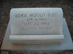 Edrie <I>Moody</I> Birt