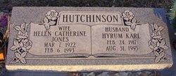 Hyrum Karl Hutchinson