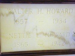 Nettie E Howard