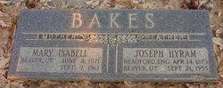 Mary Isabell <I>Fotheringham</I> Bakes