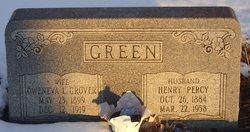 Oweneva Lucinda <I>Grover</I> Green