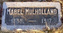 Mabel Mulholland