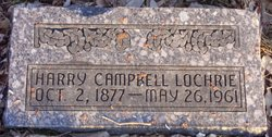 Harry Campbell Lochrie