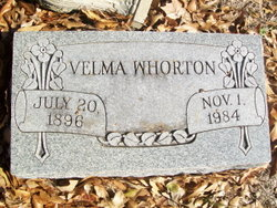 Velma Whorton