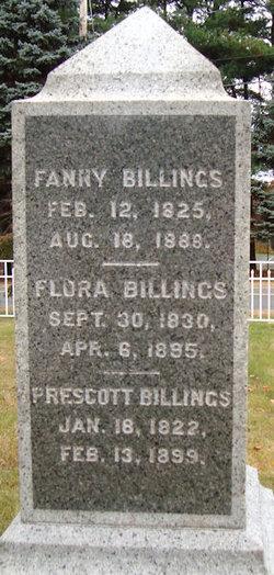 Prescott Billings