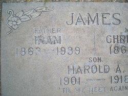 Iram James