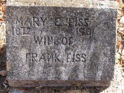 Mary Ellen <I>Jones</I> Fiss