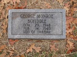 George Monroe Boyiddle