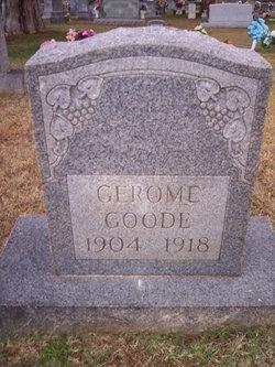 Gerome Goode