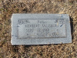 Herbert Salisbury