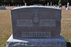 """Jrusha Francis """"Rusha"""" <I>Ingram</I> Jordan"""