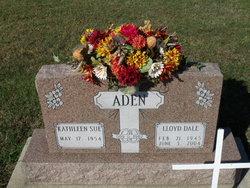 Lloyd Dale Aden