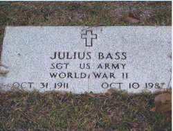 Julius Bass