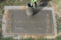 Avery Lowell Howell, Sr