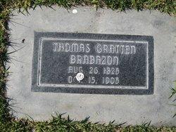 Thomas Gratten Brabazon
