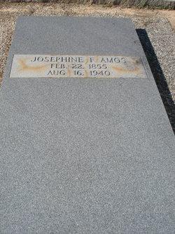 Julia Josephine <I>Fulford</I> Amos