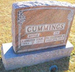PFC Ellsworth M Cummings