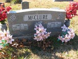Edna May <I>Caldwell</I> McClure
