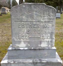 Esther M <I>Sweet</I> Bird
