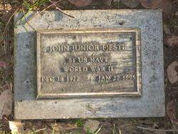 John Junior Fieste