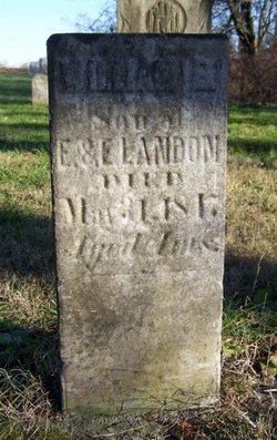 William E. Landon