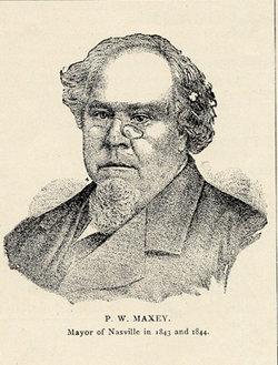 Powhaten Woolridge Maxey