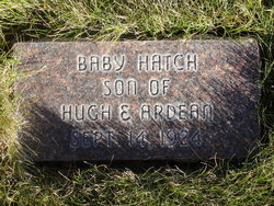 "Randall ""Baby (Stillborn)"" Hatch"